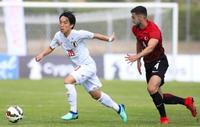 「サッカーコラム」適切な判断力に欠ける日本