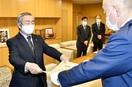 坂井で半年間死亡事故ゼロ 県警、市を表彰