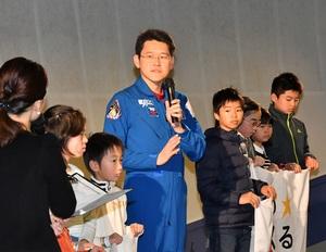 金井宣茂宇宙飛行士「宇宙遠くない」