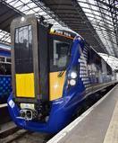 日立、英国向け新型電車公開