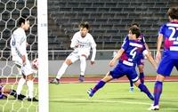 福井ユナイテッド、J2甲府に勝利 天皇杯サッカー2回戦