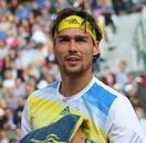 テニス、フォニーニが両足首手術