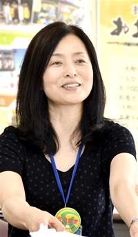大野市シルバー人材センター事業課長 山田歩弓さん 生涯現役の大野人になる手助けを 時の人ふくい