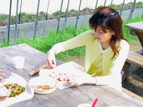 池田町の農家と多彩な食の体験ができる