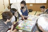 核のごみ地層処分ゲームで条件理解 福井、市民団体が勉強会