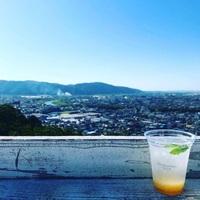 福井の街一望できる「絶景カフェ」