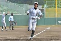 高志が科学技術に終盤勝ち越し8強 2021春季高校野球福井県大会2回戦