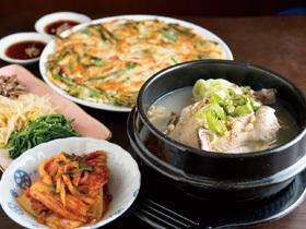 本場韓国の味を堪能できる