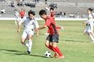 県高校サッカー、金津や坂井4強