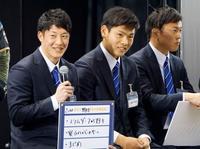 日本ハムの吉田輝星、開幕投手も