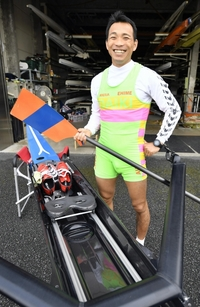 カヌーの羽根田を刺激に 東京五輪狙うボート武田 スポーツランド