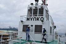 船員の労災防止へ訪船活動