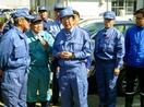 首相、台風19号被災地を視察