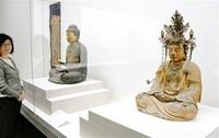 若狭のお釈迦様知って 小浜・県立若狭歴博で「入門編」 生涯 銅像や絵図で紹介