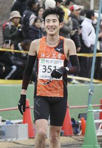 新「市民ランナーの星」 桃沢、五輪代表に僅差 スポーツランド