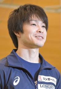 体操・内村、次戦は来春全日本