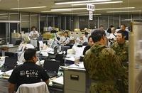 新潟震度6強、4県で15人けが