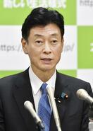 西村氏、宣言再指定の段階にない