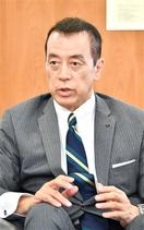 福井信金新理事長インタビュー