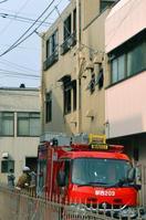 金沢の住宅火災で1人死亡