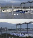 北陸新幹線の浸水車両、運転は困難