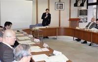 関電の金品受領再発防止求める 小浜市環安協で松崎市長