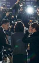 韓国検察、前法相妻を逮捕