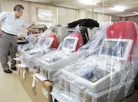 複数税率対応、準備急ぐ中小店舗 在庫不足、レジ改修間に合うか 迫る消費税10%福井の現場から(5)