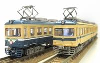 人気の電車「200形」Nゲージに