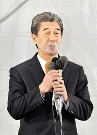 杉本氏7選、県内現職首長で最多