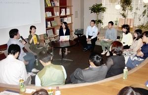 クラウドファンディング成功の秘訣を受講者が学んだ「ミラカナ」のセミナー=5月22日、福井県福井市のハピリンのWiL