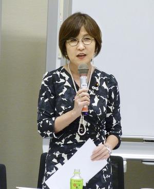 稲田朋美氏、変節批判に「保守堅持」