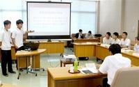 勝山高生市長に創生案 アユや左義長活用 「語る会」で提言