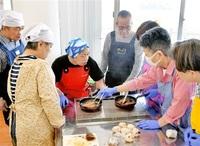 おおいの食、景観 満喫 西の鯖街道協 県外客がツアー