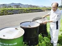 生ごみを堆肥化 夢ファーム会会長 宇山繁幸さん 循環型社会、広めたい ふくい宝人 清明地区
