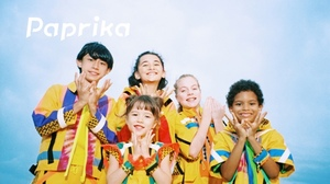米津玄師によって選ばれたFoorin team Eの英語版「Paprika」ダンスMV公開