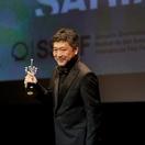 是枝裕和監督、樹木希林さんの思い出ある映画祭で涙…