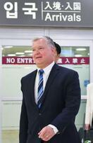 実務協議再開へ米高官が訪韓