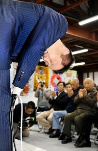 「訴え届いたと確信」 黒川氏及ばず悔しさも 福井市長選