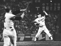 絶体絶命「江夏の21球」 奪三振王左腕の江夏豊氏 名球会リレーコラム