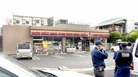 敦賀のコンビニ強盗容疑者を逮捕