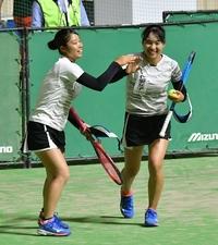 【インターハイ写真特集】テニス