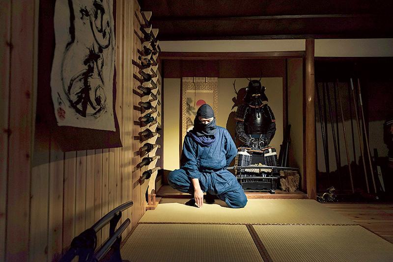 熊川宿で知る、忍びの本当の姿。