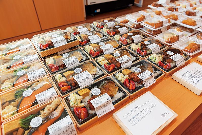 プロが作る惣菜やお弁当 福井の美味しい魚を食卓へ。