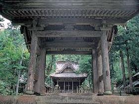 近世まで祇園天王宮と呼ばれた古社