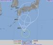 台風12号発生、日本接近の見通し