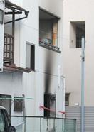 住宅火災で3人死亡、神戸