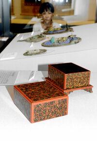 妙楽寺1300年で宝物を特別公開