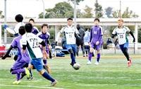サッカー福井ユナイテッド 県内初練習、気持ち一新