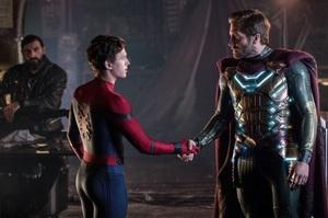 映画『スパイダーマン:ファー・フロム・ホーム』(6月28日、日本で世界最速公開)本編映像公開第2弾